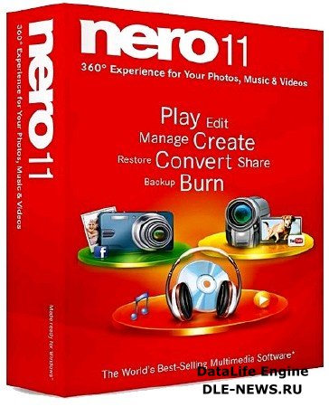 Nero Multimedia Suite [ v.11.2.00400, Full Repack by vahe91 + Toolkit + Creative Collections Pack 11