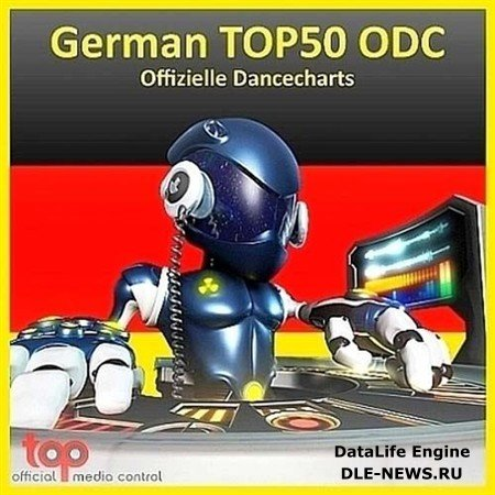German TOP 50 Official Dance Charts (25.04.2012)