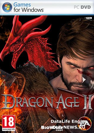 Dragon Age II v1.04 +16 DLC High Texture Pack (Repack Catalyst)