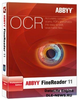 ABBYY FineReader 11 Professional Edition + Crack (2012/RUS)
