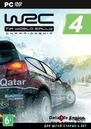 WRC 4: FIA World Rally Championship (2013/PC/Eng) RePack by =Чувак=