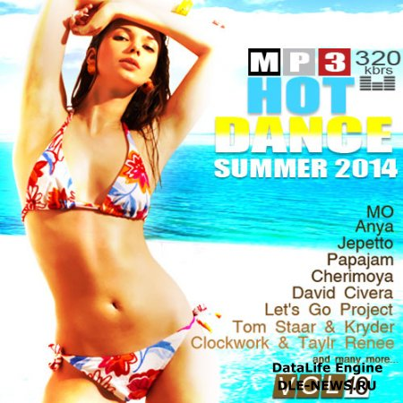 Hot Dance Summer Vol.10 (2014)