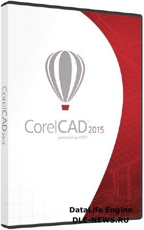 CorelCAD 2015 build 15.0.1.22 Final (2015/RUS)