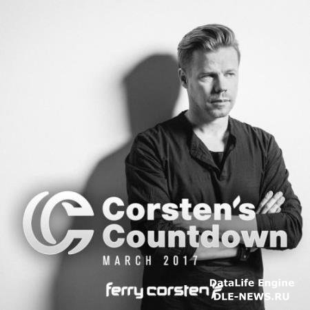 Ferry Corsten Presents Corstenas Countdown March 2017 (2017)