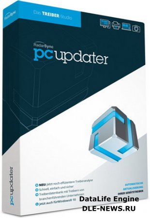 RadarSync PC Updater RePack by D!akov 4.1.0.17132 [Multi/Ru]