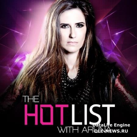 Aruna - The Hot List 154 (2017-04-30)