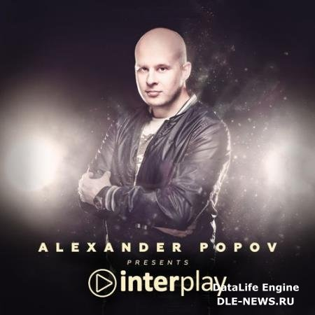 Alexander Popov - Interplay Radioshow 143 (2017-04-30)