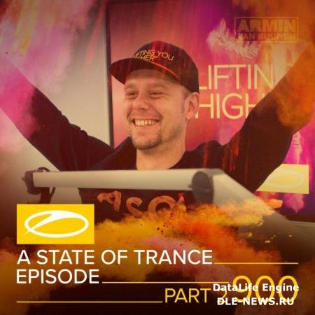 Armin van Buuren - A State of Trance 900 (Part 2) (2019-01-31)