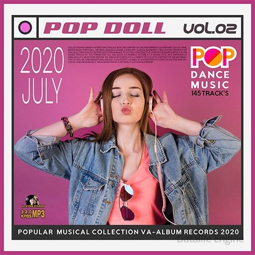 Pop Doll Vol.02 (2020)