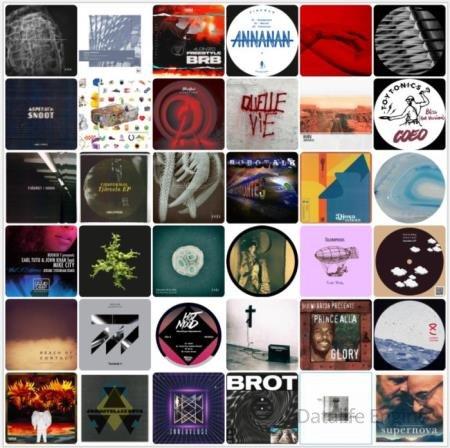 Electronic, Rap, Indie, R&B & Dance Music Collection Pack (2021-02-06)