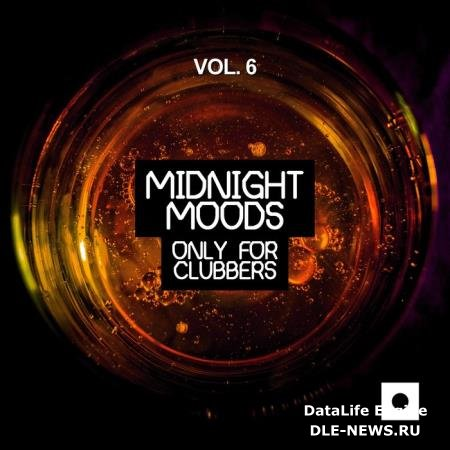 Midnight Moods, Vol. 6 (Only For Clubbers) (2019)