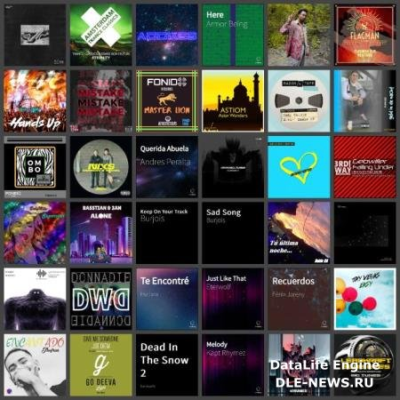 Beatport Music Releases Pack 1051 (2019)