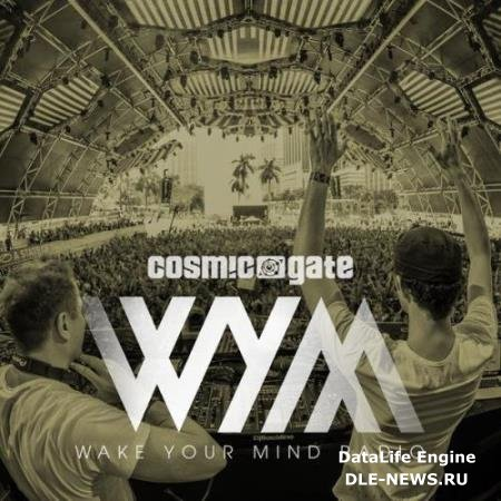 Cosmic Gate - Wake Your Mind Episode 271 (2019-06-14)