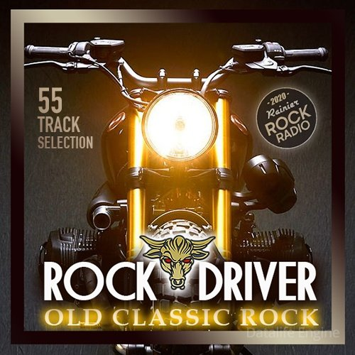 Rock Driver: Old Classic Rock (2020)