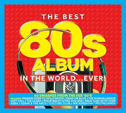 The Best 80s Album in the World... Ever! (3CD) (2020)