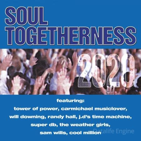 Expansion Records - Soul Togetherness 2020 (2020)